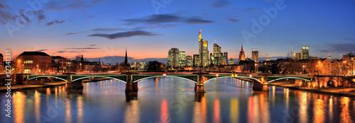Fototapeten,frankfurt,metropole,skyline,stadt