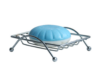 soap dish and soap