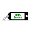 schlüsselanhänger 100% service