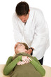 Chiropractic Treatment Isolated