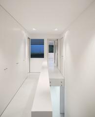 architettura moderna, corridoio