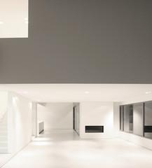 big space, interior