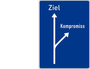 Ziel – Kompromiss