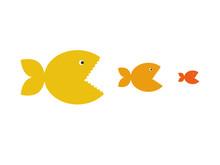 Caccia pesce