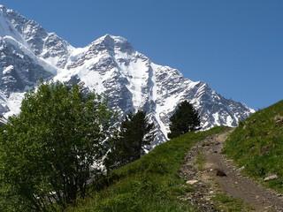 Donguz-Orunbashi, Caucasus