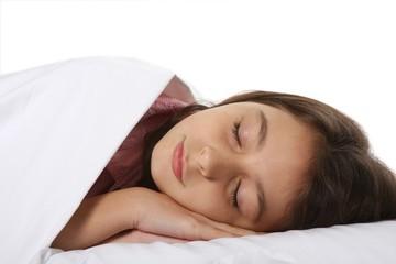 Young Girl / Child Sleeping