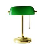 Banker Desk Lamp poster