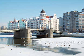 Winter Kaliningrad