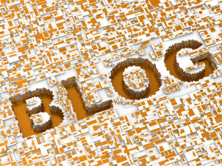 Blog. Background