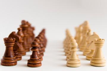 fichas de ajedrez