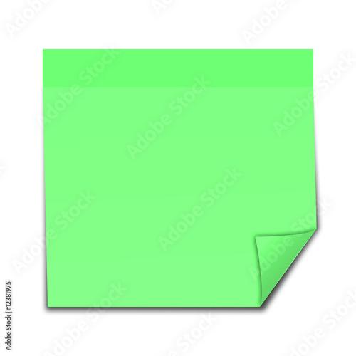 Post it vert