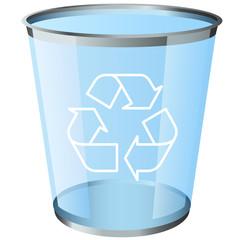 Mülleimer - Recycling