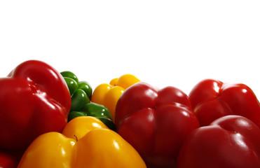 Paprika three colors