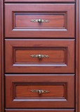Chest of drawers poster