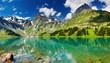 Mountain lake - 12396931