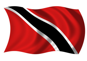 Trinidad & Tobago Flag of