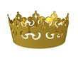 kings gold crown