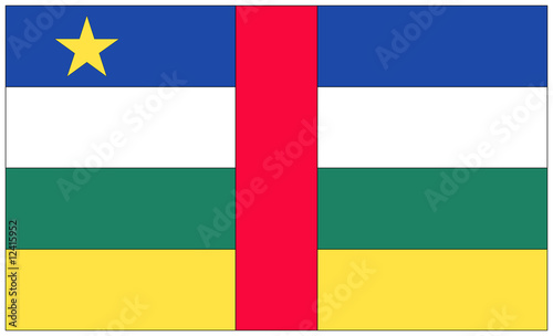 flag: Central African Republic
