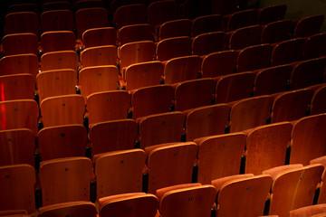 Filas de asientos
