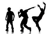 Sequence of Hip Hop Dancer poster