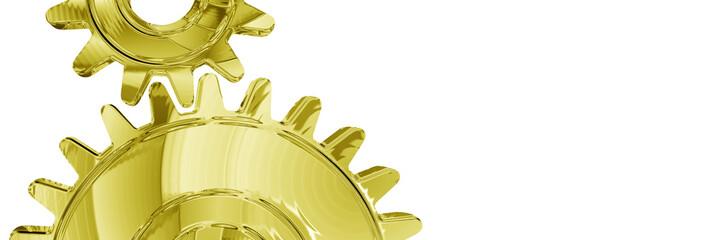 Gold Cog Gears - Teamwork