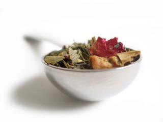 scoop of green tea