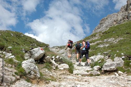 Papiers peints Alpinisme bergwandern bergsteigen