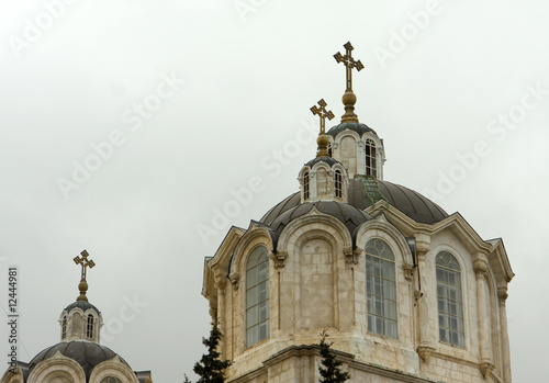 Holy Trinity church,Russian Compound,Jerusalem,Israel