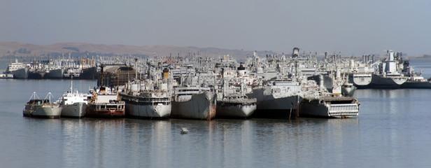mothball fleet