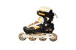 the roller blades