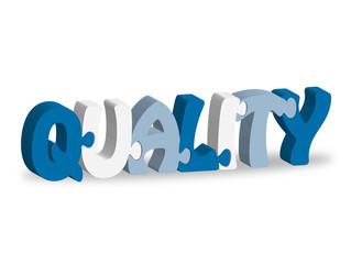 """""""Quality"""" Jigsaw Puzzle"""