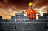 bricklayer poster