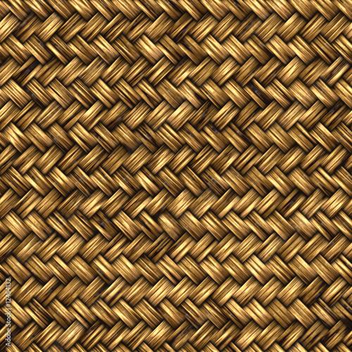 poster of basket weave
