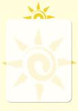 STATIONERY: SUN DESIGN poster