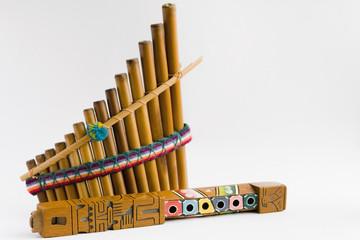 dos flautas andinas