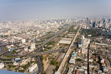 Bangkok, panorama