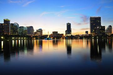 Dowtown Orlando, FL