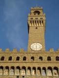 fasada Palazzo Vecchio poster