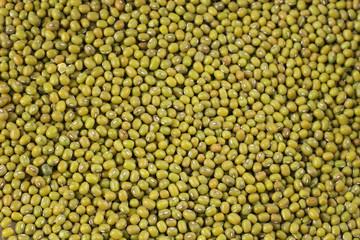 Grean beans texture
