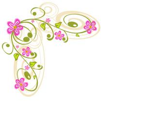 Blütenhintergrund,rosa
