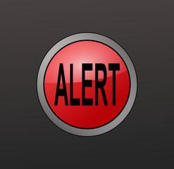 Bouton rouge (alerte)