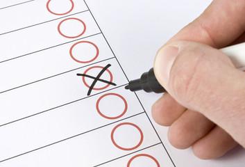 Wahlprozeß