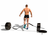 Weightlifter poster