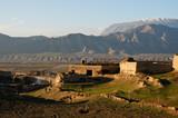 Afghanistan Dorf in der Provinz Tahar