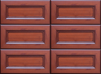 Chest of drawers seamless background
