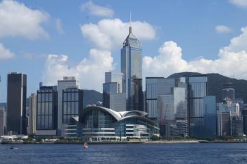 Hong Kong Skykine