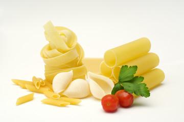 pasta still-life