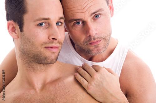 Homo portrait
