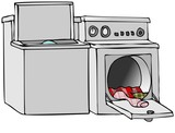Washer And Dryer poster