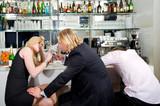 Bar Flirt poster
